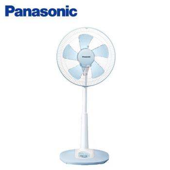 Panasonic國際牌 12 吋 微電腦桌立扇粉彩藍 F-L12BMS