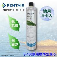 Pentair濱特爾 公司貨EVERPURE S100家用標準型淨水器濾心/濾芯