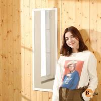 BuyJM 優雅實木框壁鏡/穿衣鏡/掛鏡