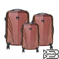 義大利BATOLON  20+24+28吋  王者之翼加大ABS硬殼箱/行李箱