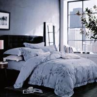 Victoria 天絲3M抗菌吸濕排汗雙人床包兩用被組-古典