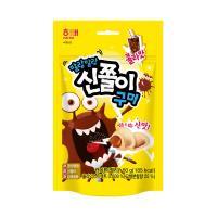 HAITAI 海太酸酸球軟糖可樂/草莓風味(50gX10包/組)