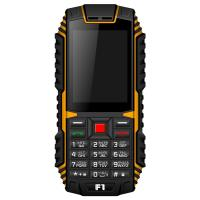 G-PLUS F1 黑 防水防塵手機
