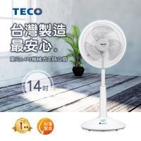 TECO東元 14吋 定時桌立扇 XYFXA1412AB