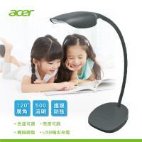 Acer 觸碰式天鵝檯燈 10W-黑/白 (MMRDSMLA15A2-B1/W1 )