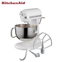 KitchenAid桌上型攪拌機升降型(牛奶白)3KSM6583TWH