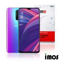 iMos OPPO R17 超抗撥水疏水疏油效果螢幕保護貼