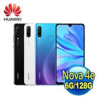 HUAWEI 華為 nova 4e 三鏡頭廣角智慧手機 (6G/128G)