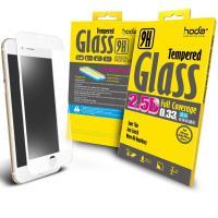 hoda【iPhone 6/6s Plus 5.5吋】2.5D高透光滿版9H鋼化玻璃保護貼