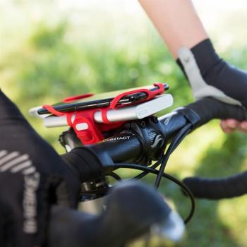 Bone / 單車龍頭手機雙用綁 Bike Tie Pro-Pack 手機+行動電源 雙層設計