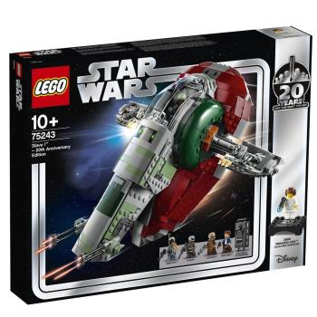 LEGO樂高積木 - STAR WARS 星際大戰系列 -75243Slave l™ – 20th Anniversary Edition
