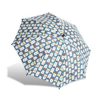 RAINSTORY雨傘-Bear抗UV兒童手開直骨傘