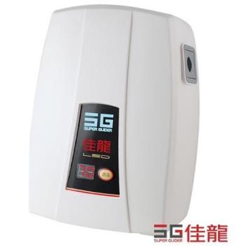 (全省安裝)佳龍即熱式瞬熱式電熱水器LED顯溫度精準控溫熱水器LED-88-LB內附漏電斷路器系列