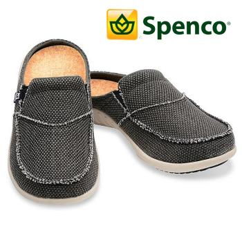 SPENCO SIESTA CONVAS SLIDE 休閒帆布涼拖鞋 女 SF39-480