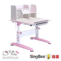 【SingBee欣美】 Hello Kitty 手搖雙板桌