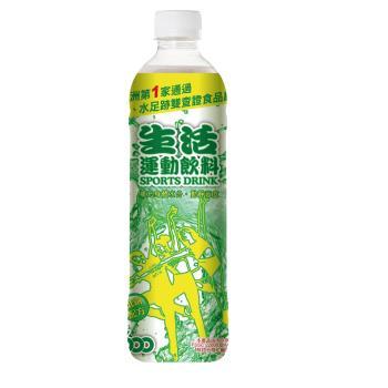 生活 運動飲料600ml(24入)