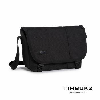 TIMBUK2 CLASSIC MESSENGER經典郵差包 XS (9L) (Jet Black(黑色)