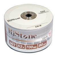 RiStone 日本版 CD-R 52X 裸裝 (100片)