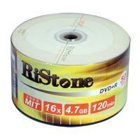 RiStone 日本版 DVD+R 16X 裸裝 (50片)