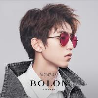 【BOLON 暴龍】知名大牌時尚流行男仕女仕墨鏡太陽眼鏡(經典雷朋飛行框BL7017-變色A系列)