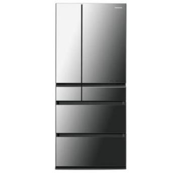 Panasonic 國際牌650公升日本製一級能效變頻六門電冰箱 NR-F654HX-X1