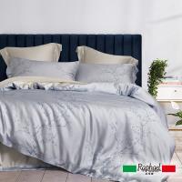 Raphael拉斐爾 玉雪 天絲雙人四件式床包兩用被套組
