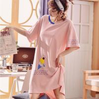 Wonderland 櫻桃冰淇淋100%棉睡衣洋裝