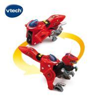 【Vtech】聲光變形恐龍車-迅猛龍-阿庫納