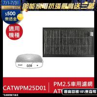 10/26前任2件85折↘美國Honeywell PM2.5顯示車用濾網CATWPM25F01