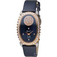 Ogival 愛其華 璀璨歲月真鑽時尚錶(380-34DLSR)28mm