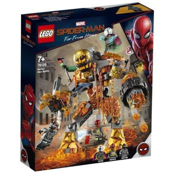 《 LEGO 樂高 》漫威 蜘蛛人:離家日- LT76128 Conf_SM_Molten_Man