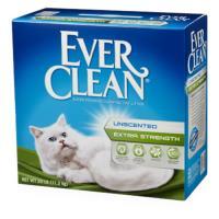 藍鑽EverClean-低過敏結塊貓砂(藍標)細砂(無香)25LB