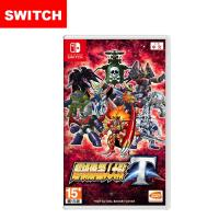 【Nintendo 任天堂】Switch機器人大戰Super Robot Wars  T (亞洲 中文版)