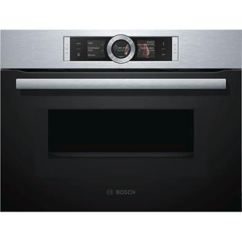 BOSCH德國博世 微波蒸氣烤箱CMG636BS1(220V)