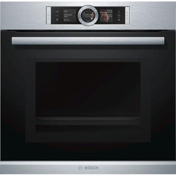 BOSCH德國博世 微波蒸氣烤箱HNG6764S1 (220V)