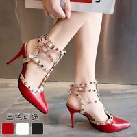 Alice (預購) 歡樂單品手作串珠細跟鞋