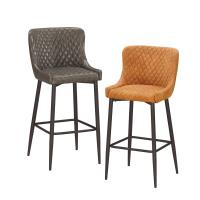 Bernice-米洛特時尚吧台椅/高腳椅/單椅(兩色可選)