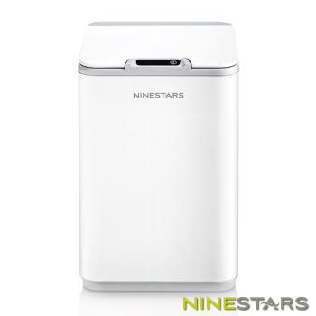 NINESTARS 防水感應垃圾桶-倒數關蓋-含內筒 DZT-10-35S