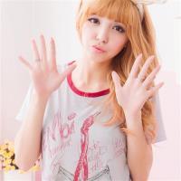 lingling日系 高筒球鞋T連身睡衣(二色,全尺碼)