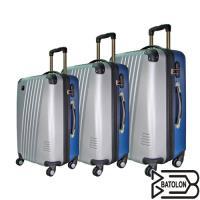 義大利BATOLON  20+24+28吋  絢彩雙色加大ABS硬殼箱/行李箱