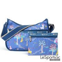 LeSportsac - Standard側背水餃包(羊駝牧場)