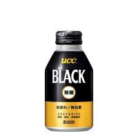 UCC BLACK無糖咖啡275g(24入)