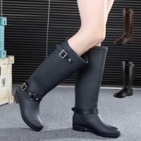JH 優質時尚防水防滑高筒雨靴