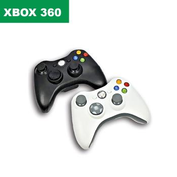 【Xbox 360】Xbox360 / PC雙用有線控制器手把(副廠)