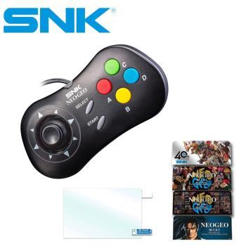 【SNK】40週年紀念遊戲機 NEOGEO mini 迷你街機專用手把