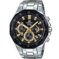 CASIO EDIFICE 黑金計時時尚腕錶(EFR-554D-1A9)44mm