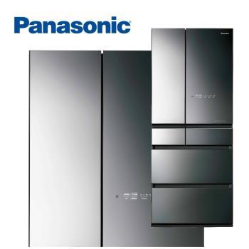 【登記搶限量商品卡】Panasonic 國際牌650公升日本製一級能效變頻六門電冰箱 NR-F654HX-X1