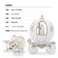 讚爾藝術 JARLL~仙杜瑞拉南瓜馬車音樂盒(WF1306) 浪漫一生 婚禮小物 (現貨+預購) 周杰倫