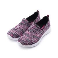 SKECHERS GO WALK JOY 套式休閒鞋 紅彩 15615BKPK 女鞋