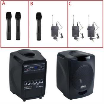 【CHIAYO】FOCUS 500鋰電PRO版(移動式多功能無線混音擴音機系統)